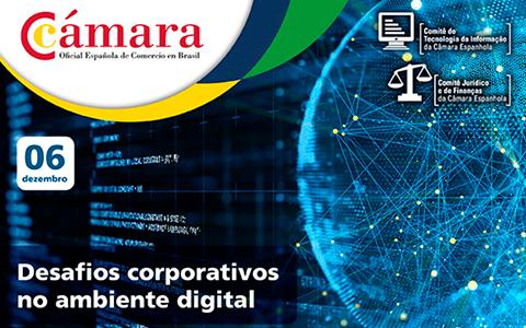 Desafios Corporativos no Ambiente Digital