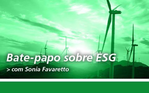Comitê de Sustentabilidade | Bate-papo sobre ESG com Sonia Favaretto
