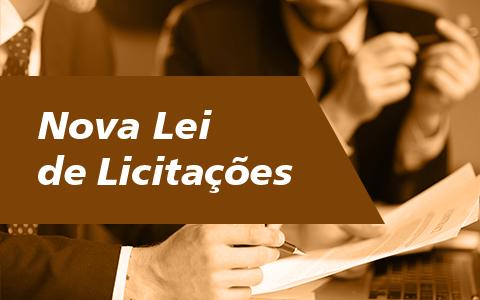 Comitê de Infraestrutura e Energia | Nova Lei de Licitações